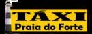 Táxi Praia do Forte